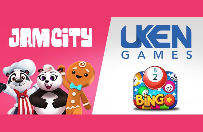 Jam City expande sus operaciones globales a Canad&aacute; con la adquisici&oacute;n de Bingo Pop de Uken Games<br />