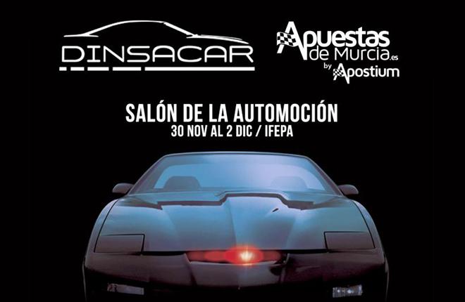 Acuerdo de colaboraci&oacute;n entre Dinsacar y Apuestas de Murcia<br />