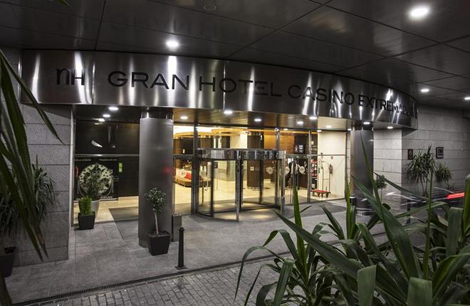 Cruz Roja premia al Hotel Casino de Extremadura