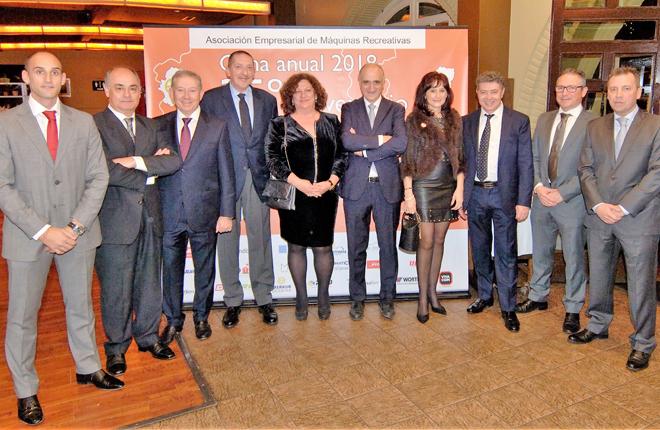 Fotos de la cena anual de AZEMAR Aragón