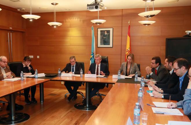 Constituida la comisi&oacute;n de espect&aacute;culos p&uacute;blicos y actividades recreativas de Galicia<br />
