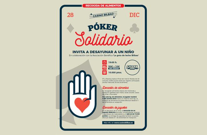 Luckia Casino Bilbao se suma a la iniciativa solidaria INVITA&nbsp;A DESAYUNAR&nbsp;A&nbsp;UN&nbsp;NI&Ntilde;O<br />