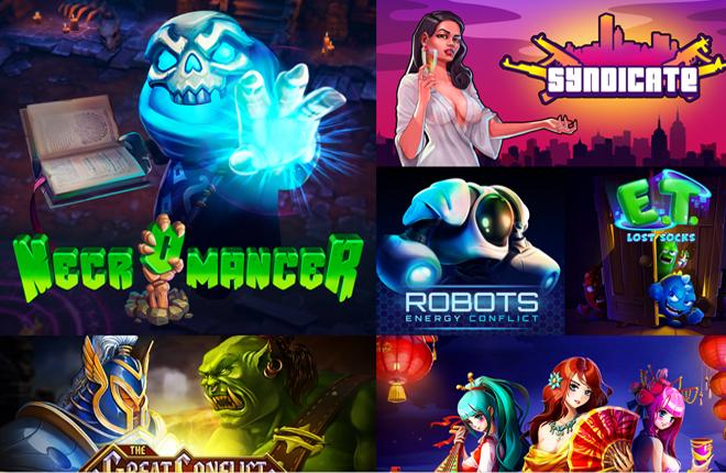 Nektan distribuir&aacute; los juegos de Rising<br />