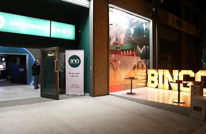 Conei Corporación inaugura con éxito Bingo Cerdanya en Puigcerdà