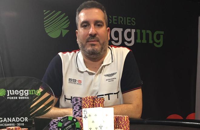 Casino Mediterr&aacute;neo Alicante reparte m&aacute;s de 53.000 euros en la d&eacute;cima etapa de la Juegging Poker Series de diciembre<br />