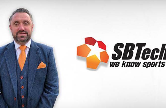 Dave Hammon nuevo COO de SBtech<br />