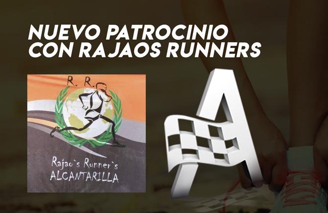 Apuestas de Murcia anuncia un nuevo patrocinio regional con el club Rajaos Runners<br />