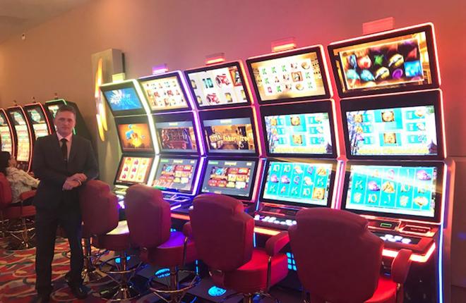Merkur Gaming instala Avantgaede Trio en el Casino Riviera de Surinam<br />