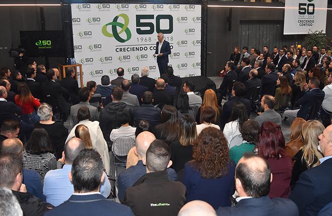 <strong>Grupo Orenes espera cerrar 2018 con un crecimiento cercano al 20% y un beneficio operativo de 92 millones de euros</strong><br />