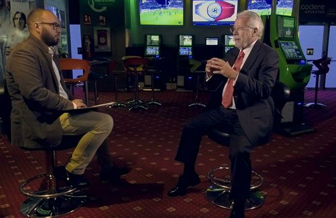 Telemadrid estrena hoy un programa de periodismo de investigación indagando en el negocio de las apuestas deportivas