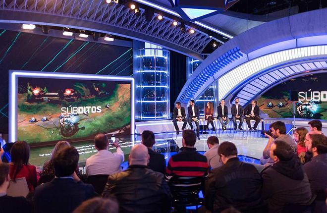 Movistar echa el cierre a su canal de eSports tras dos a&ntilde;os en antena<br />