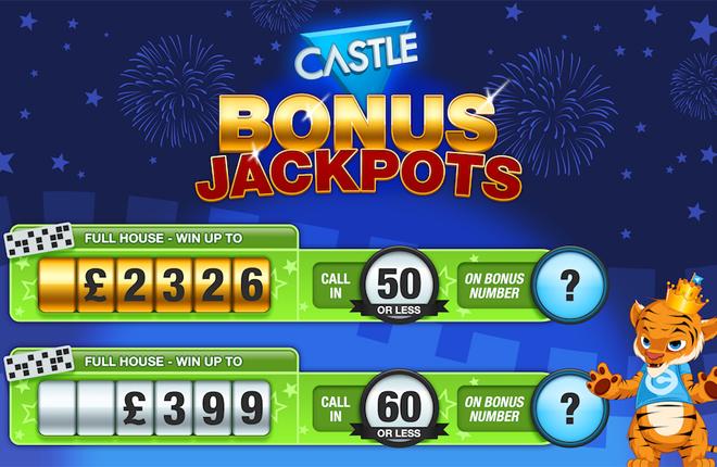 NRM lanza su sistema de jackpots en Castle Bingo