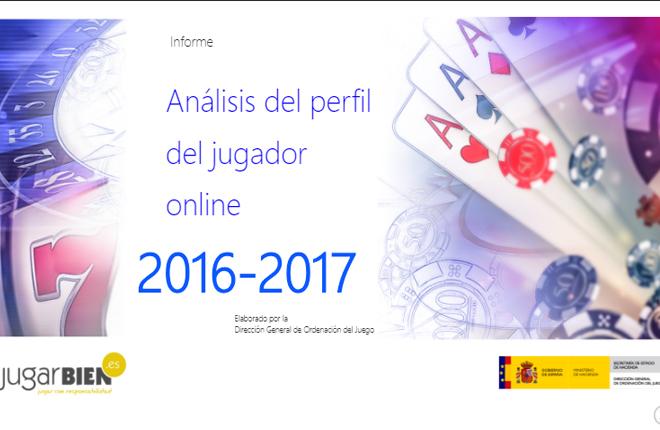 An&aacute;lisis del perfil del jugador online 2016-2017<br />