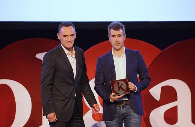 <strong>La Diputaci&oacute;n Foral de Gipuzkoa concede un premio al GRUPO&nbsp;KIROL</strong><br />