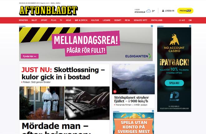 Game Lounge entra en sociedad con Schibsted y Aftonbladet<br />