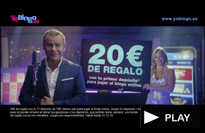 <strong>AS&Iacute; ES EL NUEVO ANUNCIO TELEVISIVO DE YOBINGO</strong><br />