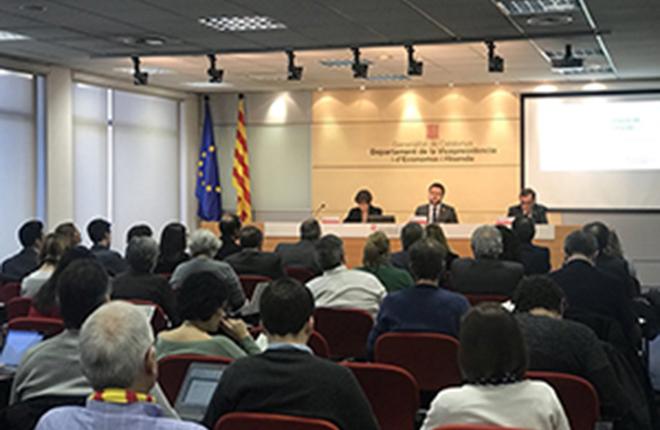 La Agencia Tributaria catalana saca pecho resaltando el descenso de la conflictividad en los expedientes gestionados y los avances en la tramitaci&oacute;n telem&aacute;tica<br />