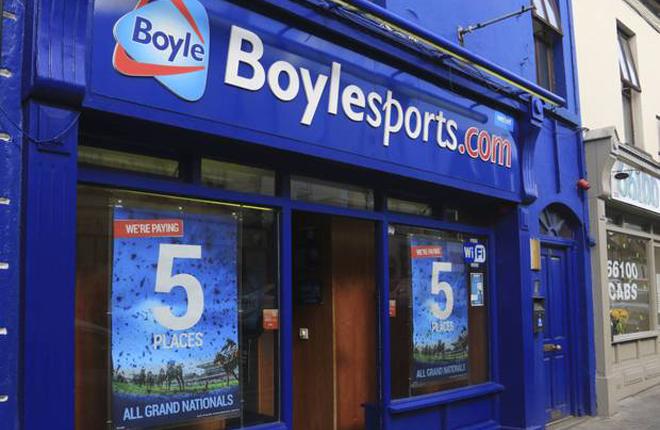 BoyleSports quiere tener una presencia importante en el Reino Unido<br />
