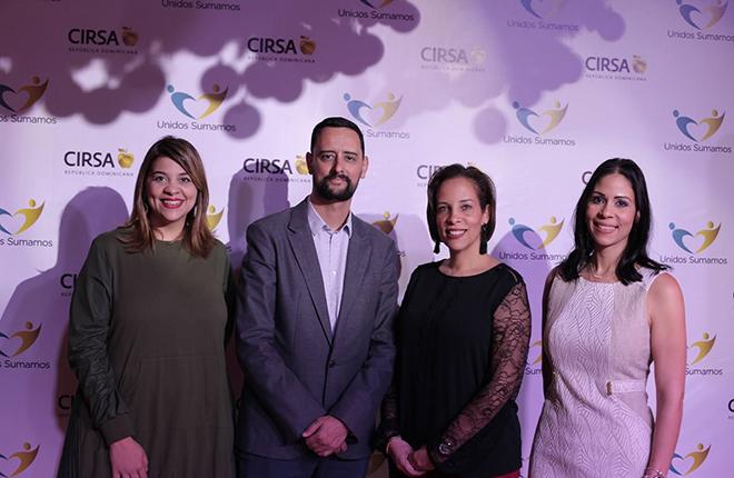 Cirsa entrega un donativo a la Fundación Latiendo Por Ti de la República Dominicana