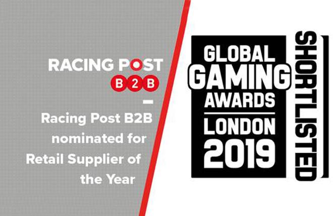 Racing Post B2B nominada al premio proveedor del canal retail<br />