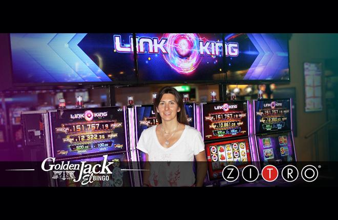Link King ya se puede jugar en Bingo Golden Jack en Quilmes<br />