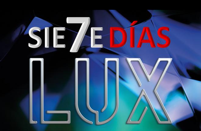 CAMPA&Ntilde;A COMERCIAL DE UNIDESA &quot;SIETE D&Iacute;AS LUX&quot; PARA MADRID<br />