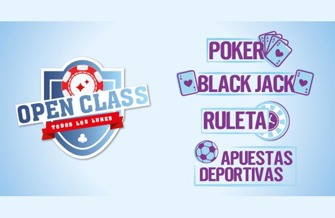 Casino Barcelona lanza sus nuevas Open Class