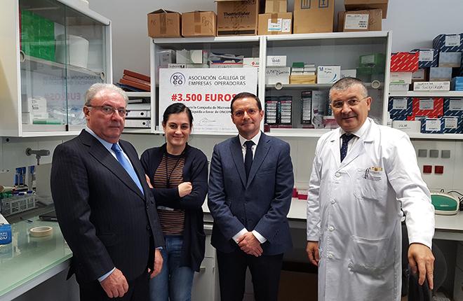 AGEO colabora con Oncomet en la investigaci&oacute;n de la biopsia l&iacute;quida <br />