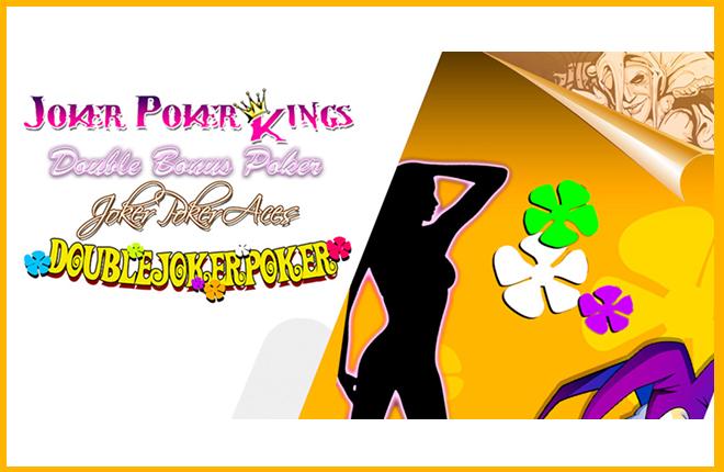 <strong>Nuevos juegos de Video Poker en Wanabet</strong><br />