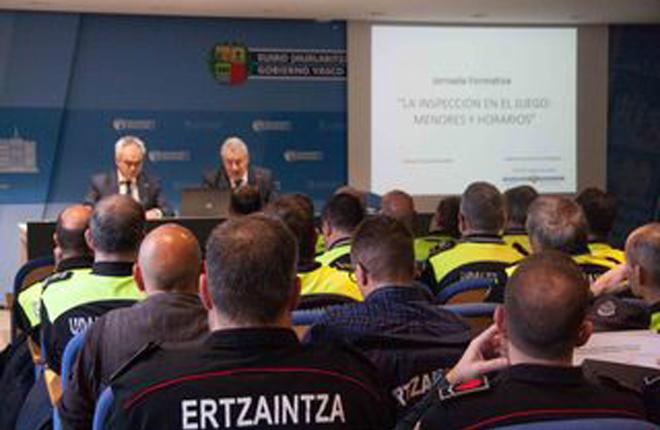 La Ertzaintza abri&oacute; 49 expedientes sancionadores en materia de juego durante 2018<br />