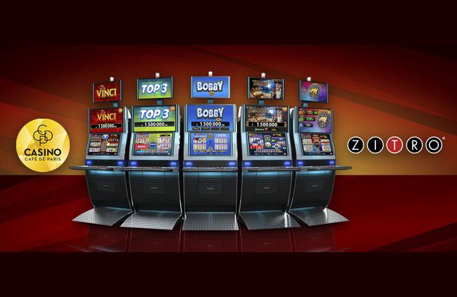 El Video Bingo de Zitro llega a Monte-Carlo<br />