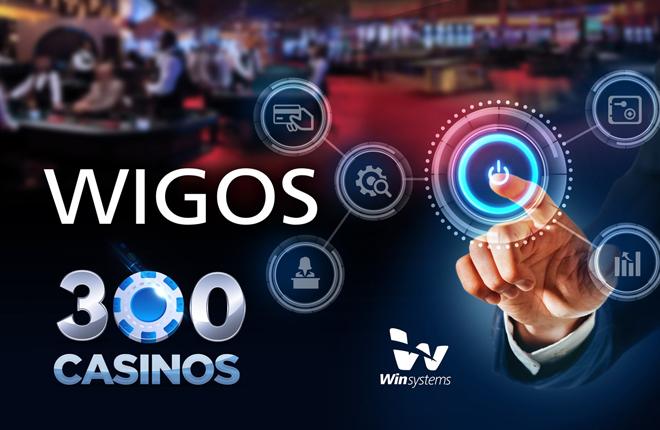 Win Systems alcanza los 300 casinos con su CMS Wigos<br />