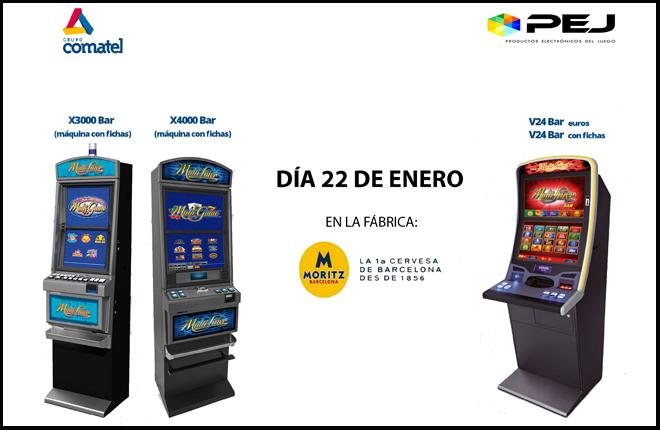 PEJ y Comatel presentar&aacute;n la Multiliner Bar para Catalu&ntilde;a<br />