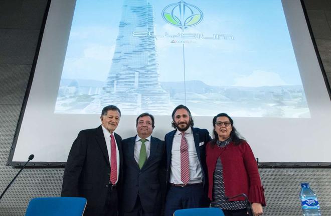 El proyecto Elysium City de Extremadura NO prosperar&aacute;<br />