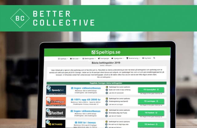 Destacado cuarto trimestre de Better Collective<br />