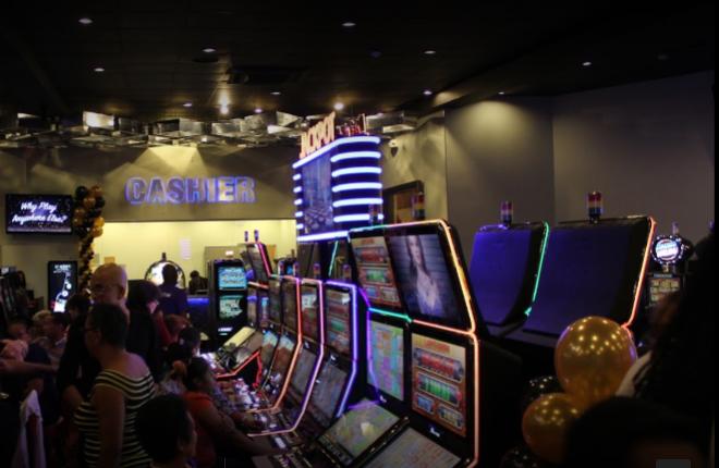 Instalaci&oacute;n de Merkur Gaming en el Club Royal Caribbean en Puerto Espa&ntilde;a<br />