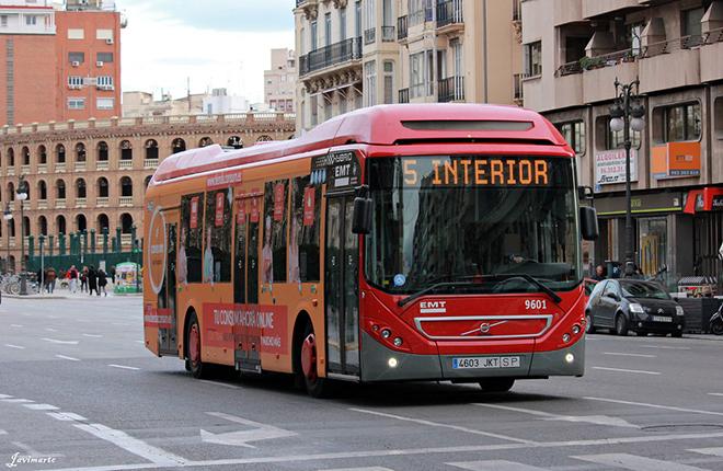 La EMT de Valencia prohibir&aacute; la publicidad sobre el juego<br />