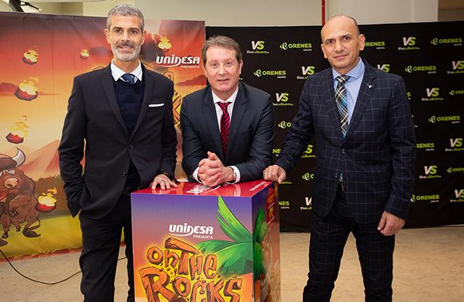 ON&nbsp;THE&nbsp;ROCKS, de UNIDESA, dej&oacute; huella en Murcia<br />