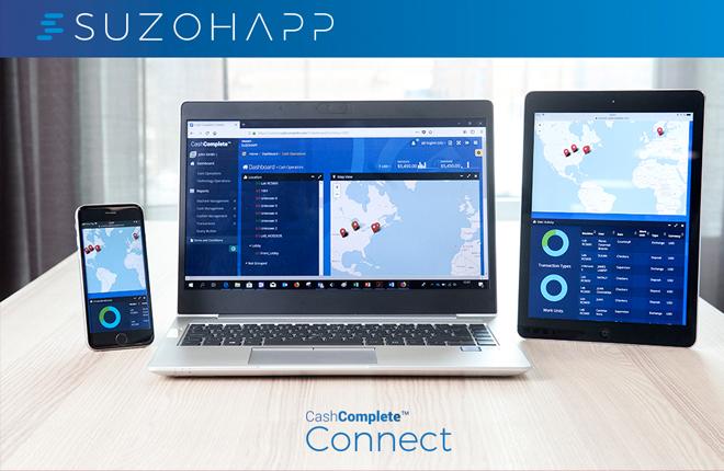 SUZOHAPP lanza CashComplete Connect - RetailEditionTM