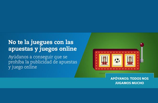¡OJO A LA CAMPAÑA DE LA OCU CONTRA LA PUBLICIDAD DEL JUEGO!