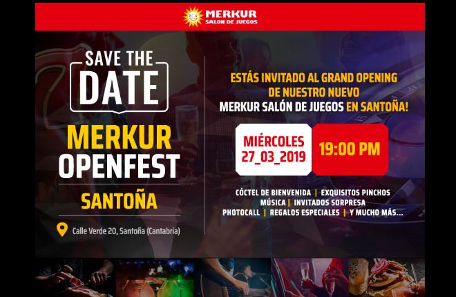 Nuevo Merkur Salón de Juegos en Santoña (Cantabria)