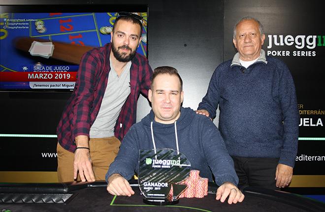 Casino Mediterráneo Alicante reparte más de 55.000 euros en premios