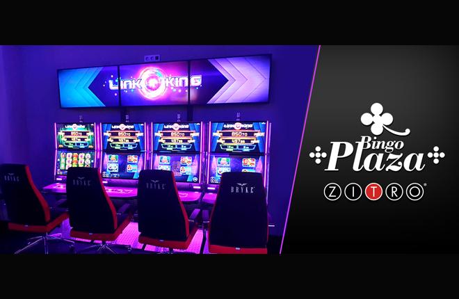 Link King hace vibrar a Bingo Plaza