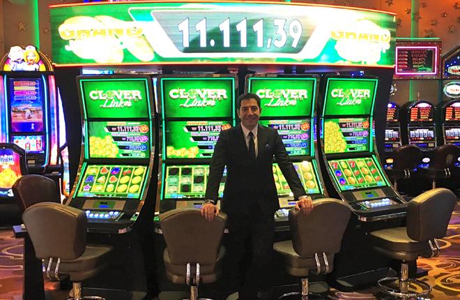 Apex instala su Clover Link en los casinos Viva! en Chipre