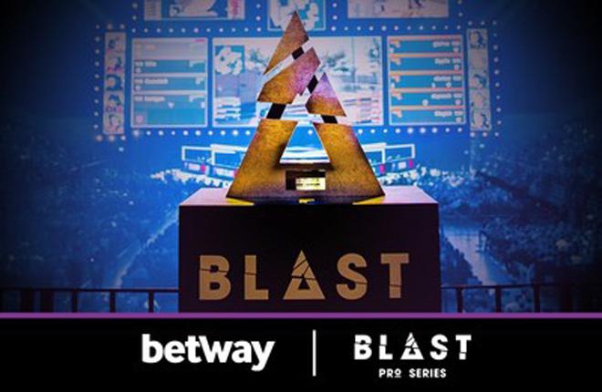 Betway patrocinará las BLAST pro Series