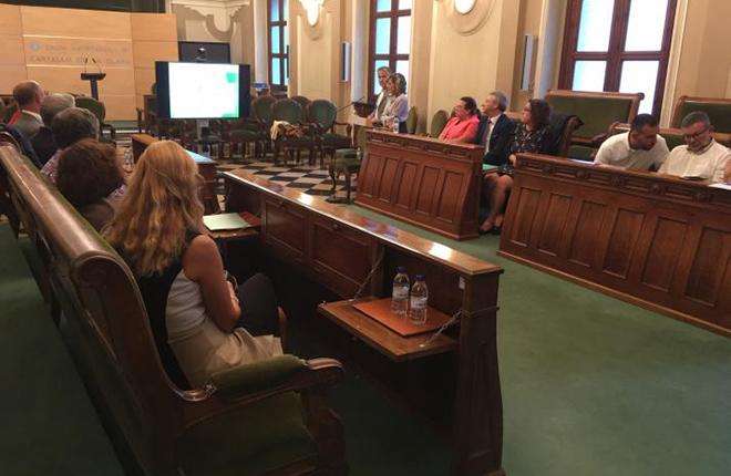 El Consejo Social de Castellón solicita al Ayuntamiento un cambio en el Plan de Ordenación para limitar la apertura de locales de juego