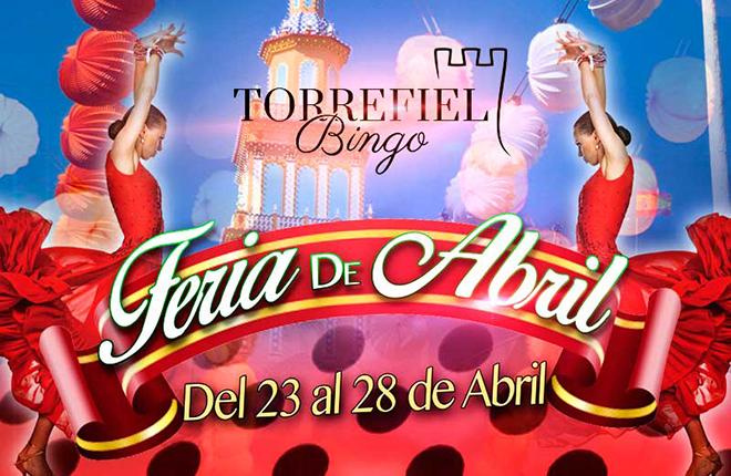 El Bingo Torrefiel conmemora la Feria de Abril
