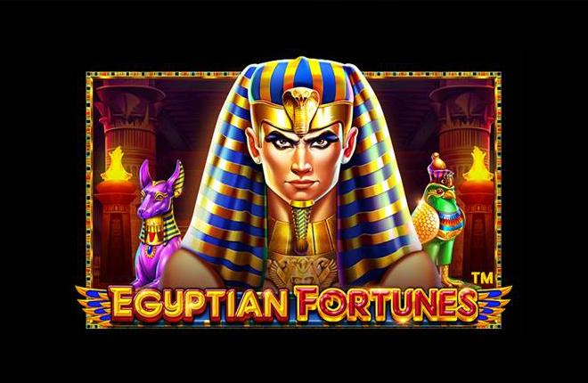 PRAGMATIC PLAY ACOGE A LOS AVENTUREROS CON EGYPTIAN FORTUNES