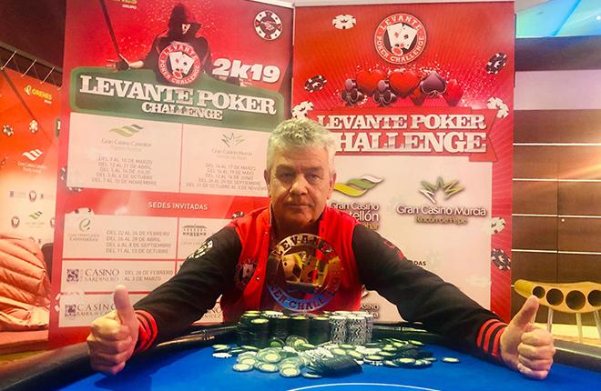 El Levante Poker Challenge se vuelve a hacer grande en el Gran Casino Castellón