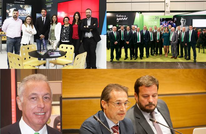 Tecnausa, Acrismatic, Jaume Sanahuja y ANESAR, premios EXPOJOC 2019